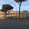A student studying abroad with Arcadia: Rome - Arcadia in Rome Summer