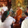 A student studying abroad with USAC: Chiang Mai - Study Abroad at Chiang Mai University