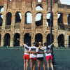 A student studying abroad with Forum-Nexus: Traveling - Forum-Nexus Europe Multi-Country