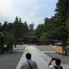 A student studying abroad with JCMU Japan Center: Faculty-led May Short Programs