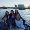 A student studying abroad with DIS Copenhagen: Semester