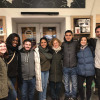 A student studying abroad with AIFS: Budapest - Corvinus University