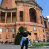 A student studying abroad with University of Bologna: Bologna - Direct Enrollment & Exchange