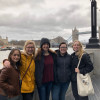 A student studying abroad with CAPA London: Study & Intern Abroad