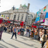 A student studying abroad with London Metropolitan University: Study Abroad in London