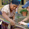 A student studying abroad with IPSL: Guatemala - One Health (Ecology, Culture, Justice) J- Term Program