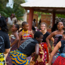 ThisWorldMusic: Traveling - Study in Ghana: Music, Arts, Culture Photo