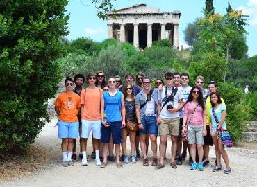 Study Abroad Reviews for Abbey Road: Traveling - History of Western Civilization, Summer High School Program