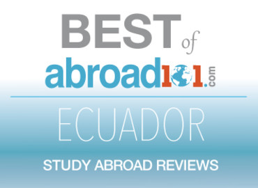 Study Abroad Reviews for Study Abroad Programs in Ecuador