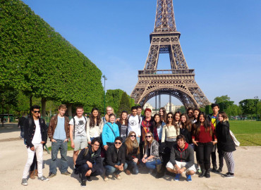 Study Abroad Reviews for Greenheart Travel: High School Abroad in France