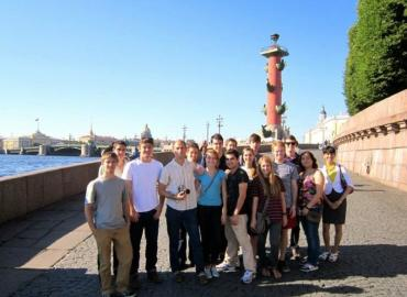 Study Abroad Reviews for University of Texas - Austin: Moscow - Moscow Plus Summer Program