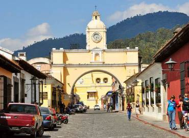 Study Abroad Reviews for Eastern Illinois University (EIU): Antigua - Spring Break in Guatemala