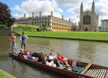 Study Abroad Reviews for Oxbridge Academic Programs: Cambridge - The Cambridge Prep Experience
