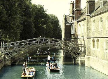 Study Abroad Reviews for South Texas College of Law: Cambridge - Law Study Abroad Program