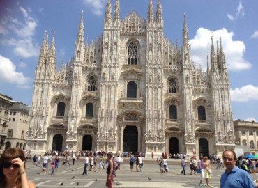 Study Abroad Reviews for University of Northern Iowa: Traveling - UNI Cross-Cultural Capstone in Italy