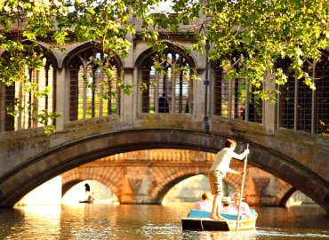 Study Abroad Reviews for University of Cambridge International Summer Programmes