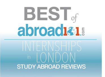 Study Abroad Reviews for Internships in London
