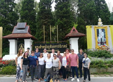 Study Abroad Reviews for Quinnipiac University: Asia – Business in South Korea and Japan, Hosted by the Asia Institute