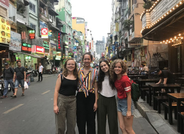 Study Abroad Reviews for Loyola University Chicago: Ho Chi Minh City - Study Abroad Vietnam Center