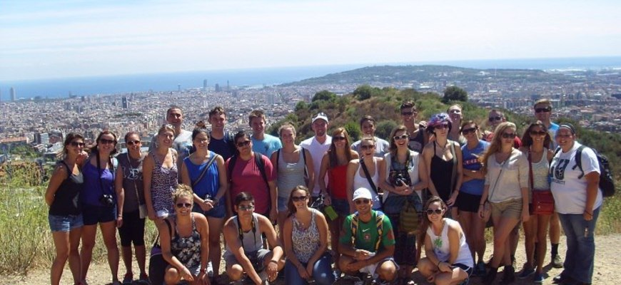 Study Abroad in barcelona, Spain with AIFS - Fall 2019 and ...