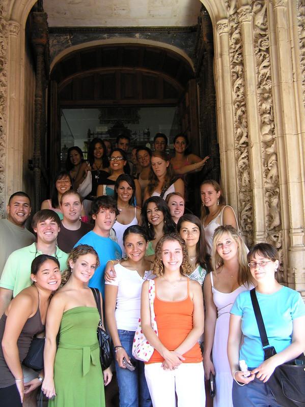 API Study Abroad: Universidad de Salamanca | Go Overseas