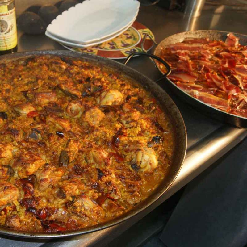 Study abroad europe malaga summer andalusian food and for Andalucia cuisine