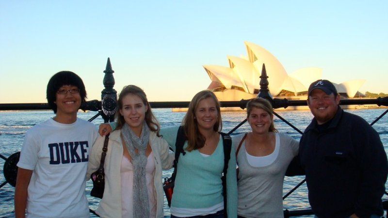 AU Study Abroad Center - Home | Facebook