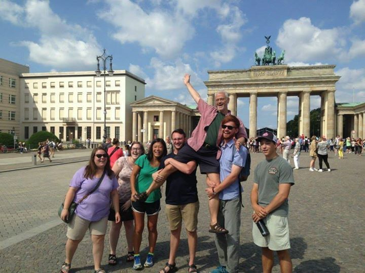European Council Study Abroad Germany Summer