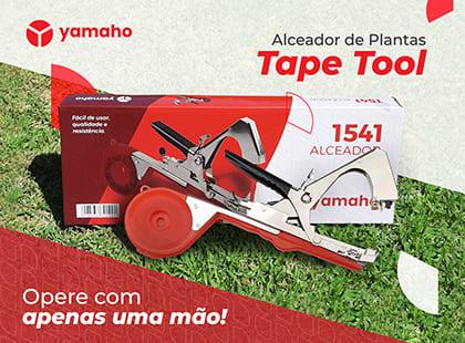 Alceador de Plantas Tape Tool - Opere com Apenas Uma Mão!