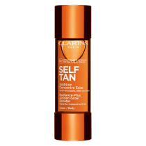 Clarins Self-Tanning Golden Glow Booster Body
