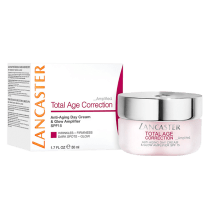 Lancaster Total Age Correction Amplified Day Cream & Glow SPF 15