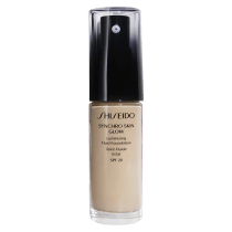 Shiseido Synchro Skin Glow Luminizing Fluid Foundation SPF 20