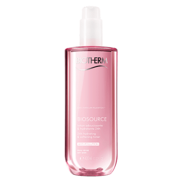 Biotherm Biosource 24H Hydratind and Tonifying Toner PS