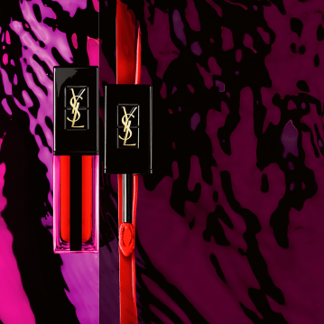 Yves Saint Laurent Vernis à Lèvres Water Stain Lipstick 614 Rose Immerg' 6 ml
