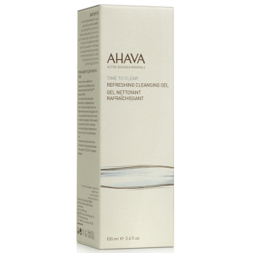 AHAVA Time to Clear Refreshing Cleansing Gel 100 ml