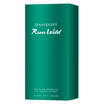 Davidoff Run Wild for Him Shower Gel 150 ml