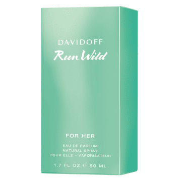 Davidoff Run Wild for Her Eau de Parfum (EdP) 50 ml