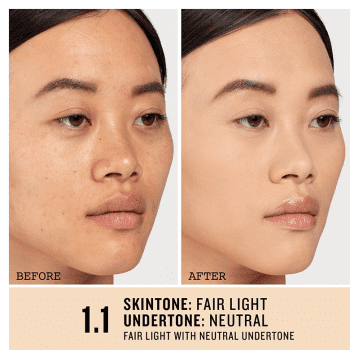 Smashbox Studio Skin Full Coverage Foundation 1.1 30 ml