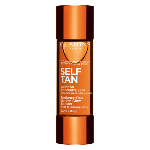 Clarins Self-Tanning Golden Glow Booster Body 30 ml