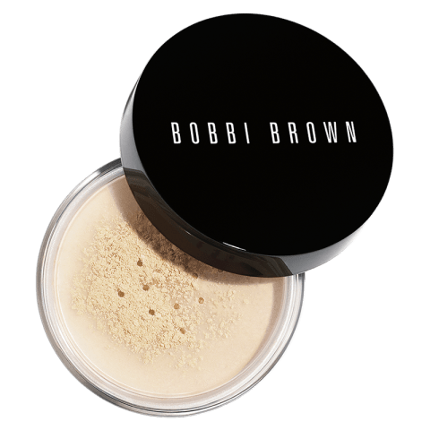 Bobbi Brown Powder Sheer Finish Loose Powder Pale Yellow 6 gr