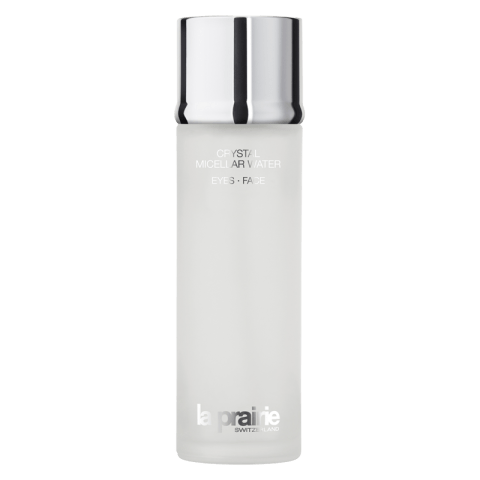La Prairie Crystal Micellar Water Eyes • Face 150 ml