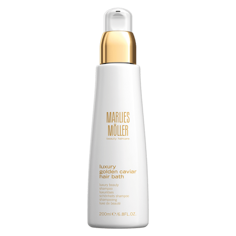 Marlies Möller Luxury Golden Caviar Shampoo 200 ml