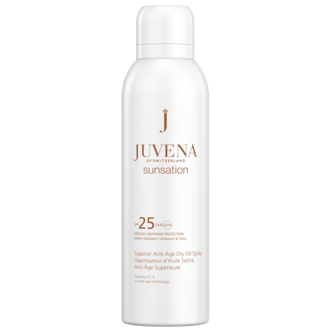 Juvena Sunsation Superior Anti-Age Dry Oil Spray SPF 25 200 ml