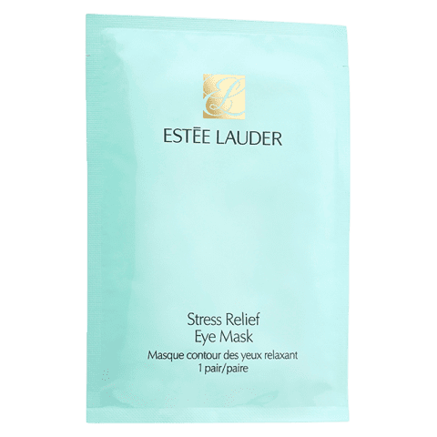 Estée Lauder Stress Relief Eye Mask 10x2 Stk 1 Set