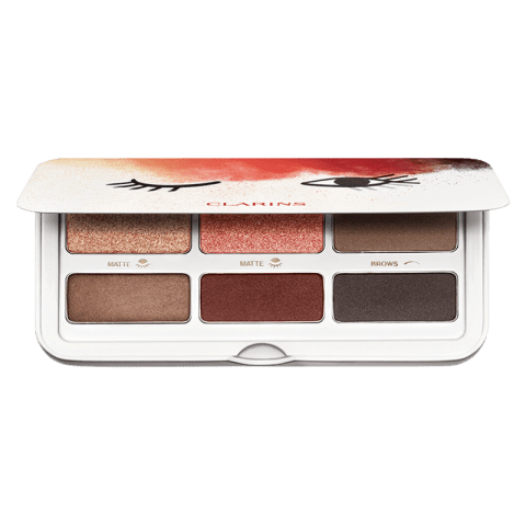 Clarins Ready in a Flash Makeup-Palette 7,6 gr