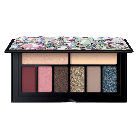 Smashbox Crystalized Collection Crystalized Cover Shot Eyeshadow Palette Crystalized 6,2 gr