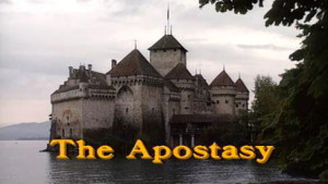 The apostasy i8r5wv