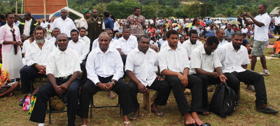 Baptisms and Reconciliation in Vanuatu