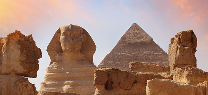 The Egyptian Empire: Land of the Pyramids