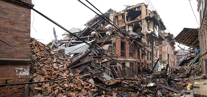 The earthquake that will end time